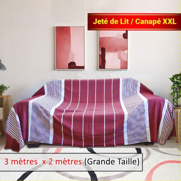 jete de lit canape tunisie