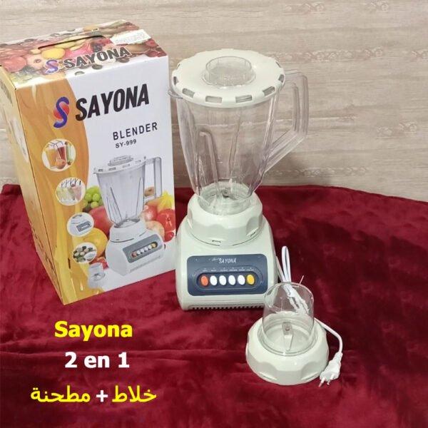 mixeur sayona tunisie